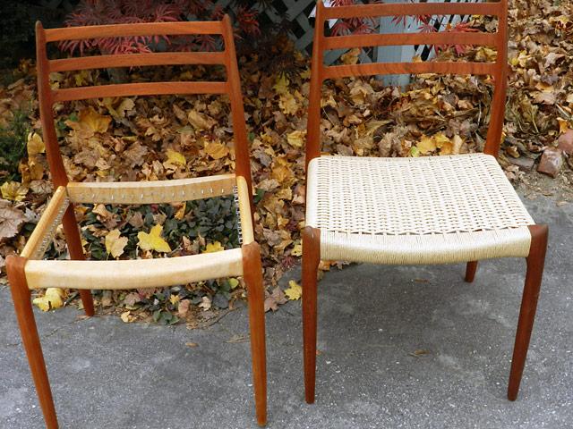 Amazing Cane Chair Repair